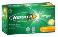 BEROCCA ENERGIE Comprimés effervescents orange B/30 à Mimizan