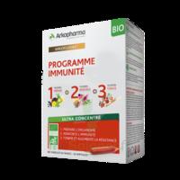Arkofluides Bio Ultraextract Coffret Programme Immunité 3x10 Ampoules/10ml à Mimizan