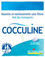 Boiron Cocculine Comprimés orodispersibles B/40 à Mimizan